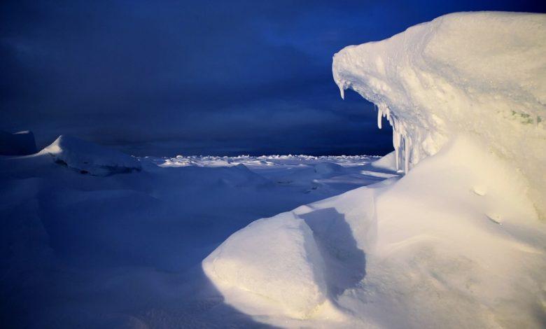 pioggia calotta glaciale Groenlandia