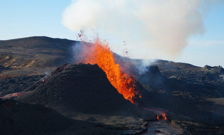 Canarie eruzione vulcano