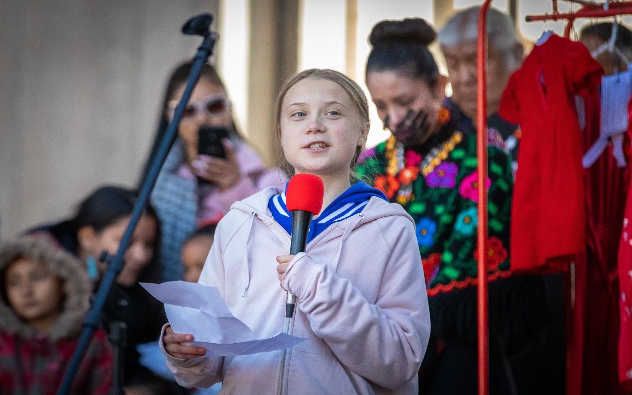 Greta Thumberg dubbi svolta green Scozia