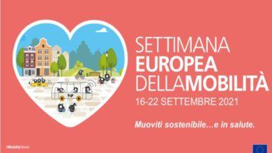 Settimana Europea Mobilità 2021