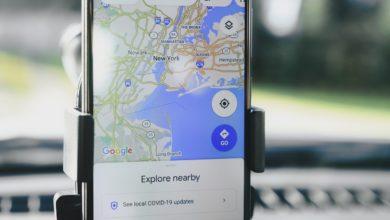 Google Maps mappe ecosostenibili
